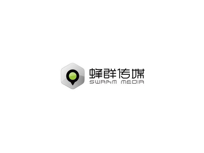 坐标蜂群传媒_图形字体_字体设计作品-中国字体设计网