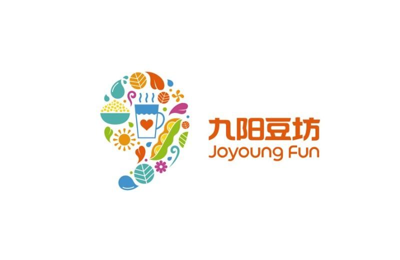 九阳豆坊_艺术字体_字体设计作品-中国字体设计网_.